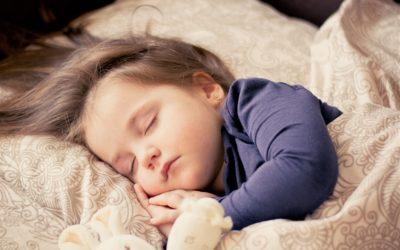 Koszmary senne i lęki nocne u dziecka!